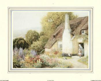 A Cottage Garden - 10