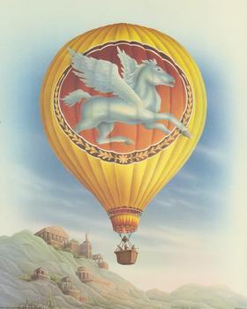 Balloons A **Rob Pohl Print** 10