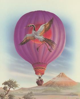 Balloons D **Rob Pohl Print** 10