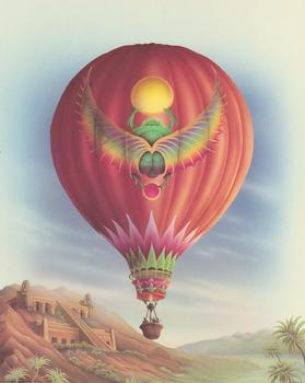 Balloons B **Rob Pohl Print** 10