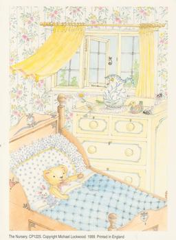 PACK OF 5 -The Nursery CP1225 by Michael Lockwood 4.6
