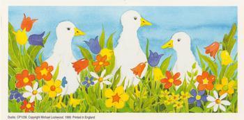 PACK OF 5****Ducks Topper / Print - 4