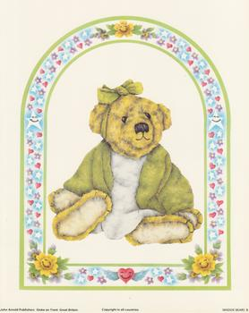 Green Jacket - Maddie Bears B - 8