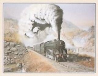 Trains B4 Main Gallery T Hughes
