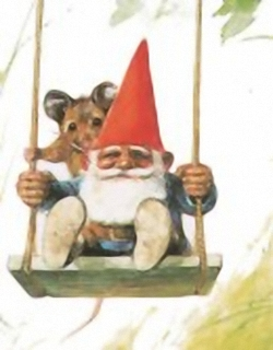 Gnomes C12 Main Gallery Rien Poortvliet - Kok