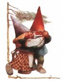 Gnomes C1 Main Gallery Rien Poortvliet - Kok