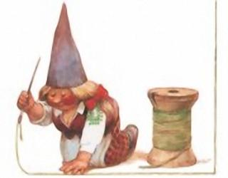 Gnomes C5 Main Gallery Rien Poortvliet - Kok