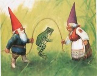 Gnomes C6 Main Gallery Rien Poortvliet - Kok