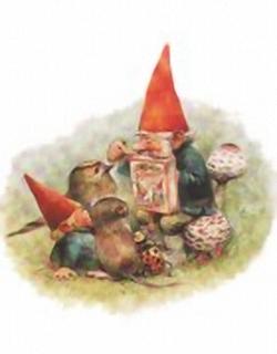 Gnomes B6 Main Gallery Rien Poortvliet - Kok