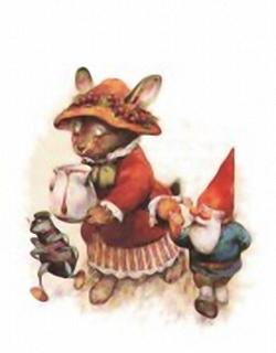 Gnomes B10 Main Gallery Rien Poortvliet - Kok
