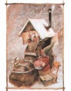 Gnomes E5 Main Gallery Rien Poortvliet - Kok