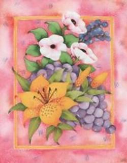 Fruit and Flowers B3 Main Gallery Wendy Carleton