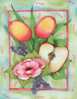 Fruit and Flowers B6 Main Gallery Wendy Carleton