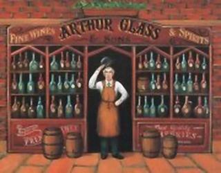 Arthur Glass B5 Main Gallery Geoff Heald