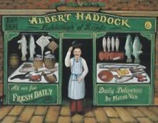 Albert Haddock B7 Main Gallery Geoff Heald