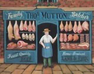 Thomas Mutton B8 Main Gallery Geoff Heald