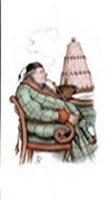 The Pipe Smoker  (Special Offer) F4 Specials Anton Pieck