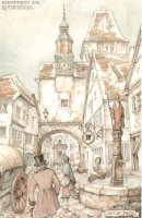 Rothenburg F6 Main Gallery Anton Pieck