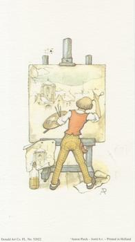 The Painter F5 - Main Gallery Anton Pieck