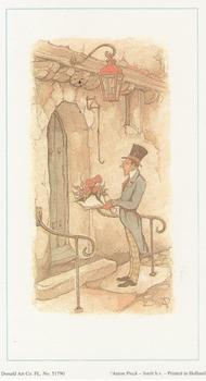 The Suitor F3 Main Gallery Anton Pieck