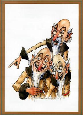 The Happy Goblins F8 Main Gallery Anton Pieck