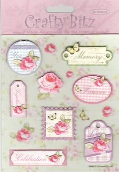 Embellishments for Card Making. PS126 . -