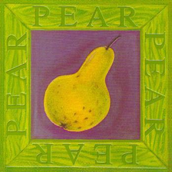Fruit Topper - Pear *