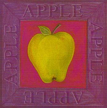 Fruit Topper - Apple . *