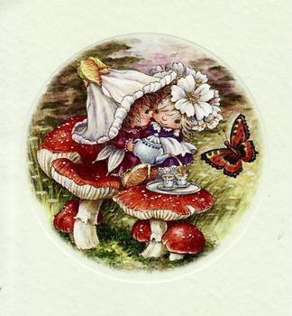Victoria Plum - Tea for Two  5
