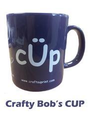 Crafty Bob's CUP . *