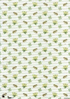 A4 Natural Seasons Backing Paper - Pack of Ten . *
