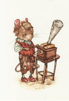 PACK OF 5 X Mouse Music Kits Jane Pinkney