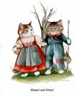 Hansel And Gretel Kits Susan L Herbert