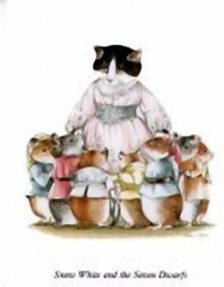 Snow White Kits Susan L Herbert