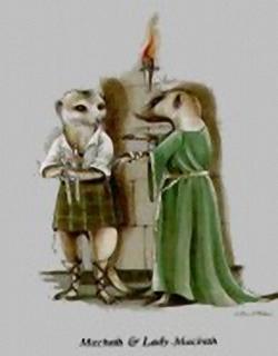 MacBeth & Lady MacBeth Kits Susan L Herbert