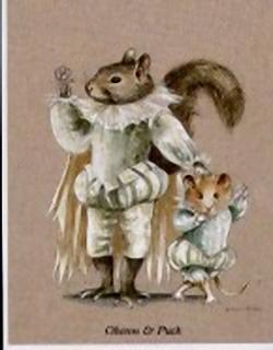 Oberon & Puck Kits Susan L Herbert