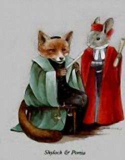 Shylock & Portia Kits Susan L Herbert
