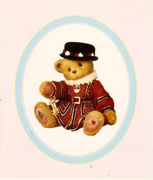 Bertie Beefeater Kits Priscilla Hillman