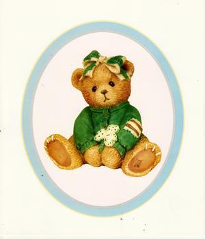 Lucky Bear Kits Priscilla Hillman