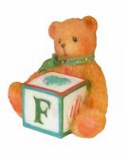 Cherished Teddies F Kits Priscilla Hillman
