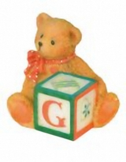 Alphabet Teddies