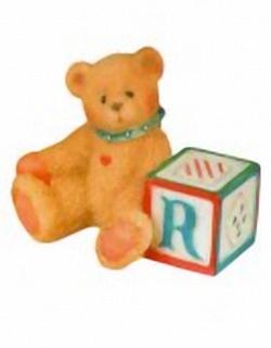 Alphabet Teddies