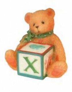 Cherished Teddies X Kits Priscilla Hillman