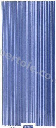 Borders / Blue / Stripe - 3  7 Peel Off Stickers Le Suh