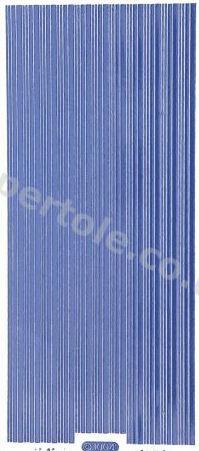 Borders / Blue / Stripe 3 - 7  Peel Off Stickers Le Suh