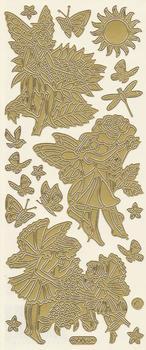 Fairies 1   99 Peel Off Stickers Le Suh