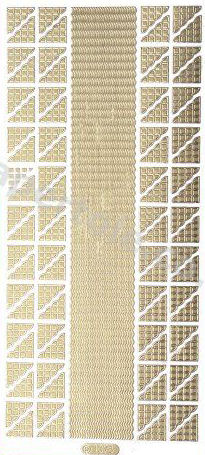 Borders and Corners 13   174  Peel Off Stickers Le Suh