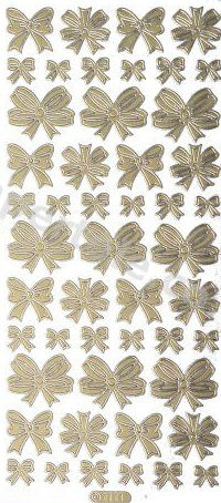 Ribbons And Bows   204 Peel Off Stickers Le Suh