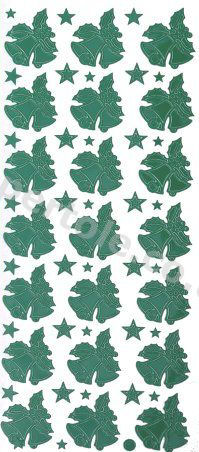 Christmas Bells 1   275 Peel Off Stickers Le Suh