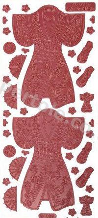 Oriental 2   317 Peel Off Stickers Le Suh